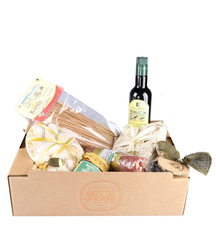 """Confezione regalo """"Toscana in tavola"""""""