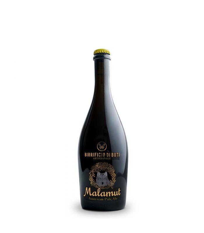 Birra artigianale Malamut APA