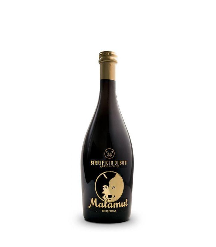 Birra artigianale Malamut bionda