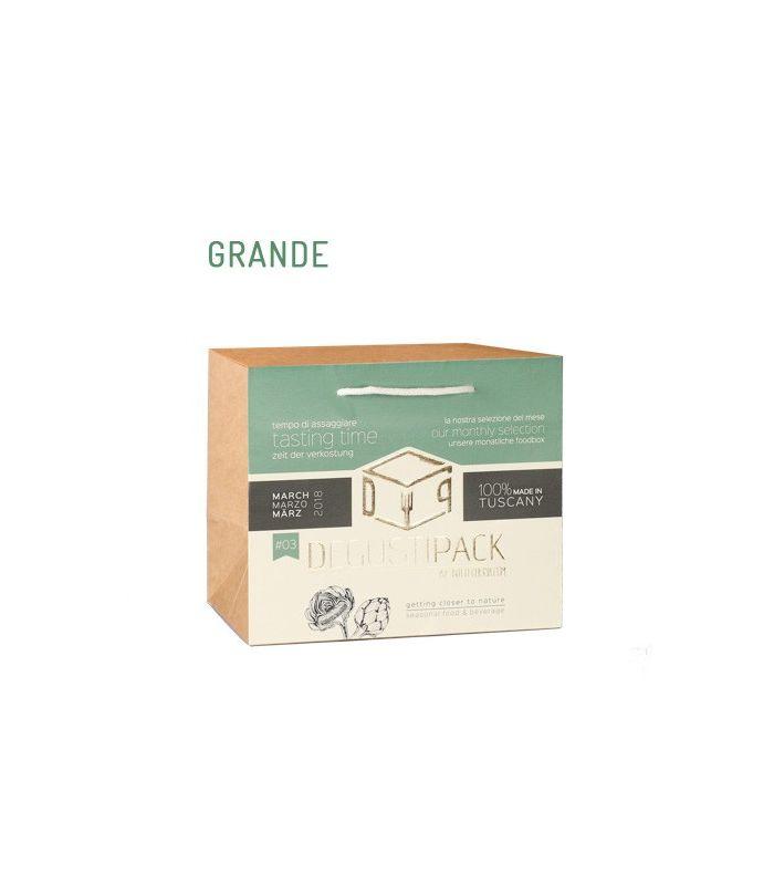 Degustipack - La food box di Marzo grande