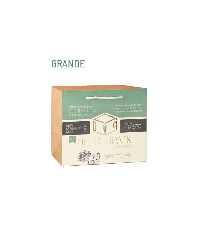 Degustipack - La food box di Maggio N. 2