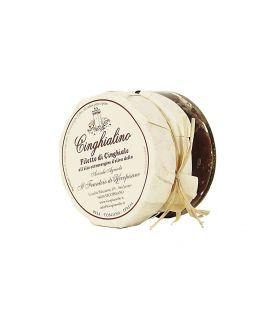Filetto di cinghiale in olio extravergine di oliva