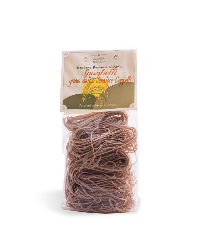 Spaghetti grano duro Senatore Cappelli
