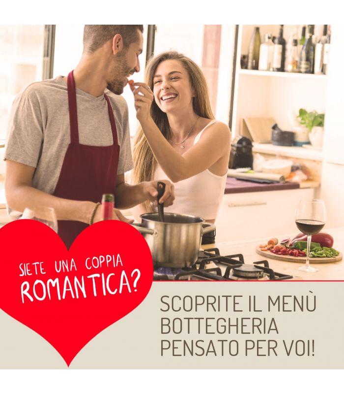 Menù Coppia Romantica