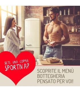 Menù Coppia Sportiva