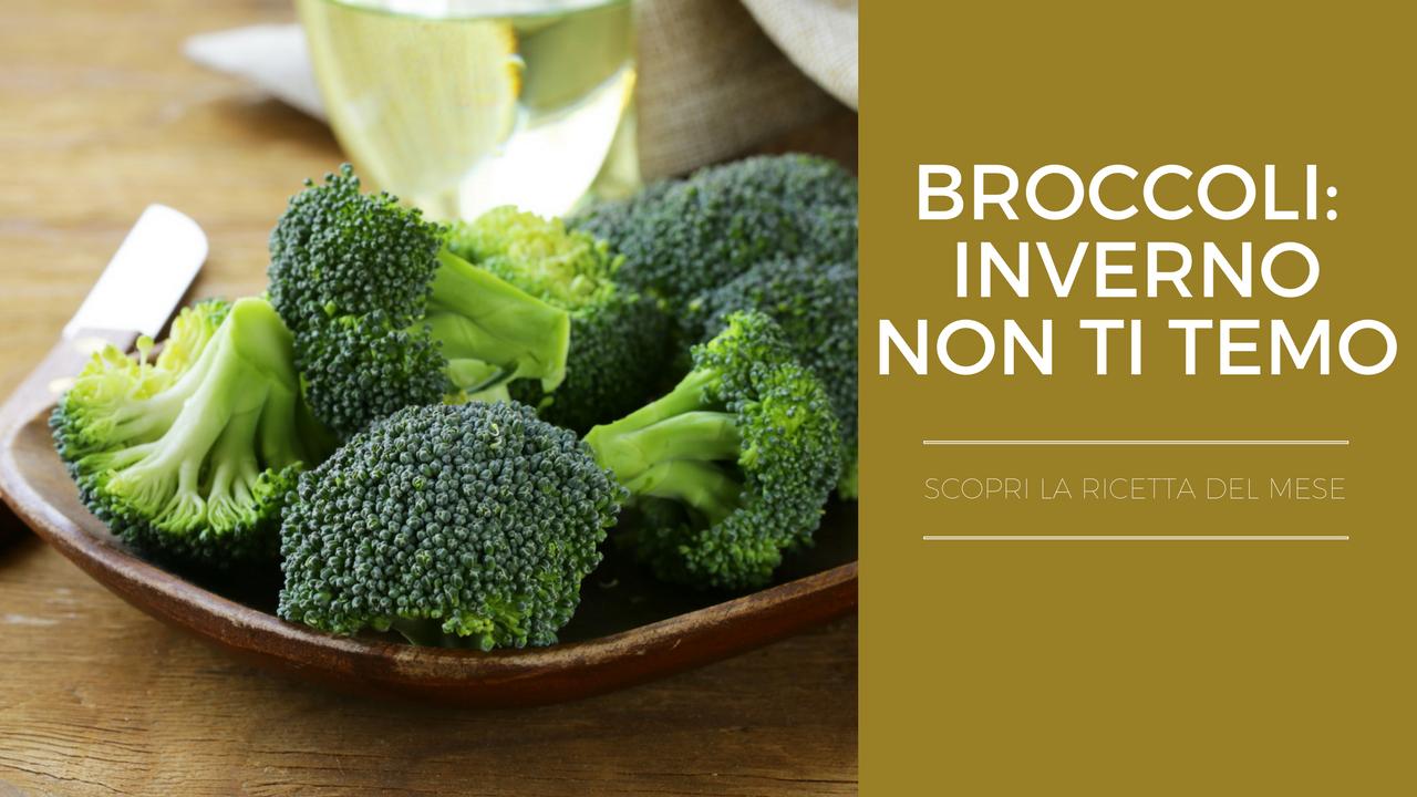 Pesto di Broccoli: la verdura bio Zenzero e Cannella