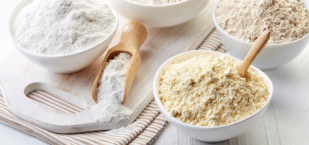 Quali sono le farine senza glutine